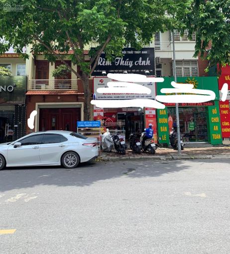 Bán nhà mặt phố Nguyễn Văn Lộc, 2 mặt tiền, vỉa hè 5m, sổ 89m2, MT: 4.5m - Chỉ 21 tỷ ảnh 0