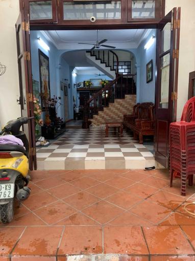 Cho thuê nhà riêng làm văn phòng hoặc ở hộ gia đình phố Kim Giang, ô tô đỗ cửa, DT 62m2 giá 16tr/th ảnh 0