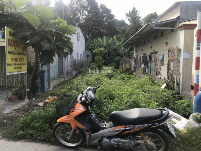Bán đất mặt tiền đường Số 10, 182m2, Tân Thông Hội, Củ Chi, TPHCM. LH 0901199686 ảnh 0