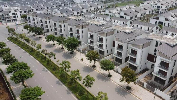 Cho thuê biệt thự An Vượng 180m2 - KĐT Dương Nội view công viên TVH hồ điều hòa giá 22 triệu/th ảnh 0