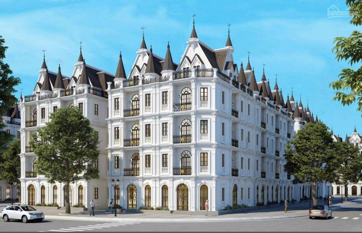 Bán căn liền kề shophouse đẹp nhất dự án Vimefulland Đông Anh giá 12 tỷ