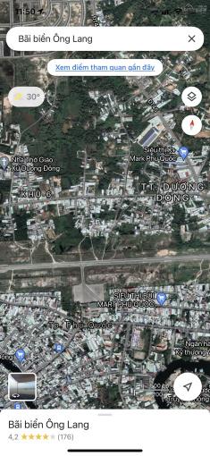 Tôi cần bán nền 500m2 đất thị trấn Dương Đông giá 12tr/m2 đường 9m 0981.30.11.93 ảnh 0