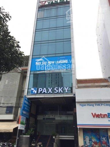 Bán toà nhà VP mặt tiền ngay Trường Sơn, sân bay TSN, DT 5x18m, 1 hầm 5 tầng, giá chỉ 20 tỷ ảnh 0