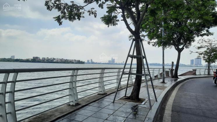 Siêu đẹp chính chủ bán nhà mặt phố Nguyễn Đình Thi, 50m2, 5 tầng, giá 16,2 tỷ, view Hồ Tây lộng gió ảnh 0