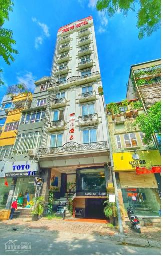 Bán toà khách sạn 11 tầng, hầm xe, thang máy mặt phố Nguyễn Hoàng, doanh thu 300tr/th, nhỉnh 20 tỷ ảnh 0