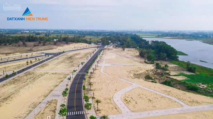 Nợ ngân hàng bán nhanh 2 lô đất liền kề giá rẻ sập hầm ven biển Đà Nẵng, sát sông Cổ Cò ảnh 0