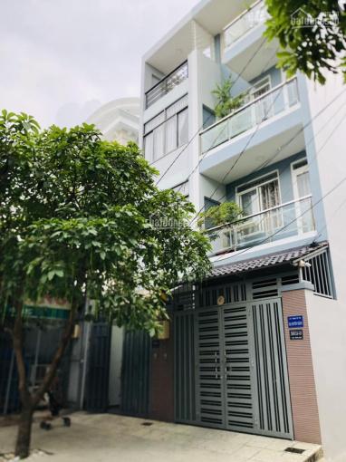 Bán nhà hẻm gần ngã tư Tân Sơn Nhì, Gò Dầu, DT 3,2x20m, 2 lầu ST, giá chỉ 5,8 tỷ TL ảnh 0