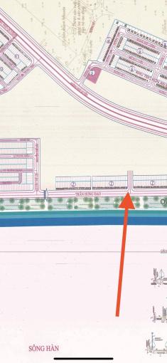 Bán đất đường Trần Hưng Đạo - lô góc 2 mặt tiền view sông đối diện Novotel - An Hải Bắc ảnh 0