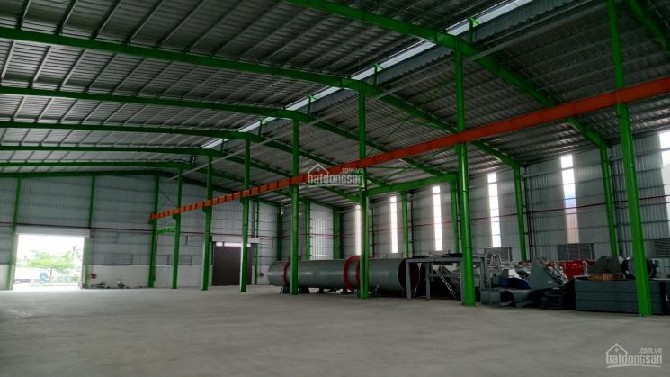 Khuyến mãi mùa dịch cho thuê kho xưởng giá rẻ tại Ngô Quyền, TP. Hải Dương DT 500m2 LH 0349.963.569 ảnh 0
