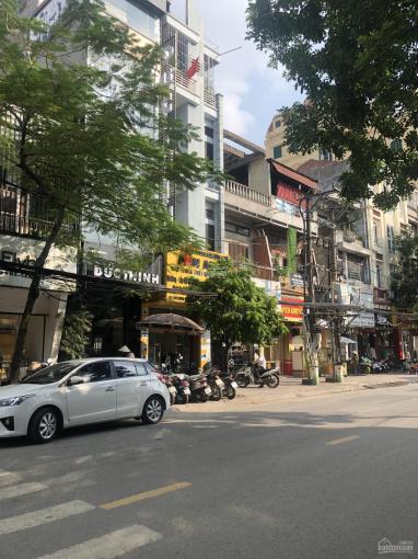Cho thuê nhà nguyên căn 4 tầng mặt phố Lương Khánh Thiện, DT: 70m2 x 4 tầng, gần chợ Ga ảnh 0