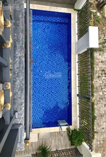 Chính chủ, cho thuê biệt thự sân vườn Phú Mỹ Hưng, Q7 nhà mới 100% có hồ bơi và phòng karaoke riêng ảnh 0