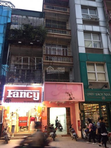 Bán nhà 5 tầng mặt phố Chùa Láng, DT: 40m2 MT: 3.5m. Giá: 13.8 tỷ ảnh 0
