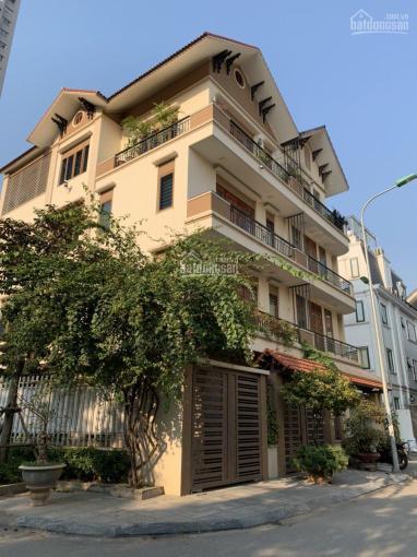 Cho thuê biệt thự MP Trung văn, Nam Từ Liêm, HN DT 170m2, 4 tầng, 1 hầm giá siêu ưu đãi 40 tr/th ảnh 0