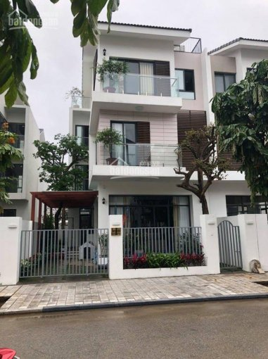 Cho thuê BT 180m2 x 4 tầng tại KĐT Dương Nội mặt đường 40m, kinh doanh sầm uất giá 22 triệu/tháng ảnh 0