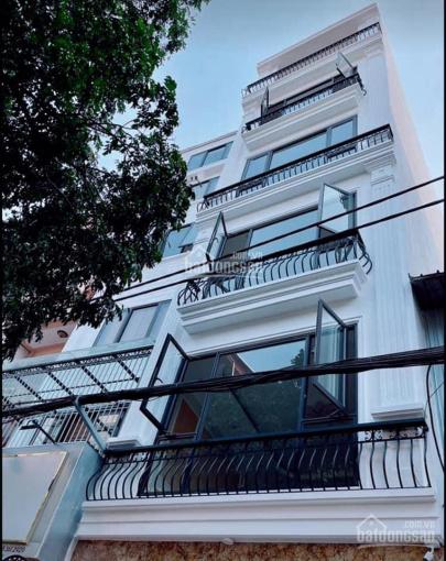 Bán nhà mặt phố Đông Ngạc Bắc Từ Liêm 55m2 4.5m mặt tiền xây 5 tầng chắc chắn, giá 5 tỷ 0913463245 ảnh 0