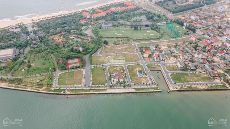 Đất nền sở hữu lâu dài mặt biển, mặt sông, mặt sân golf mà chỉ có 25tr/m2 ảnh 0