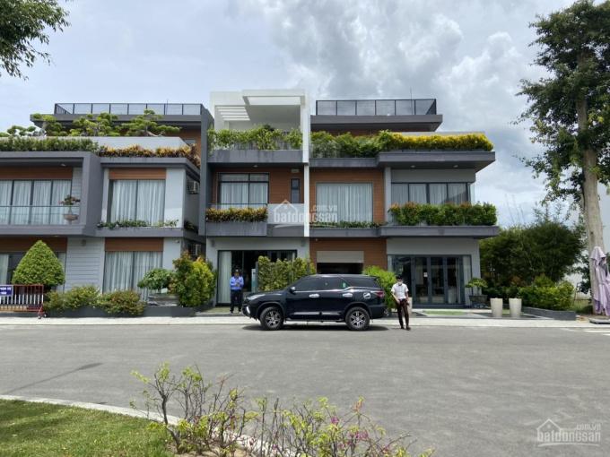 Bán nhà liền kề giá từ 4 tỷ vị trí đẹp KĐT KVG Capella - gói 8 Mỹ Gia Nha Trang ảnh 0
