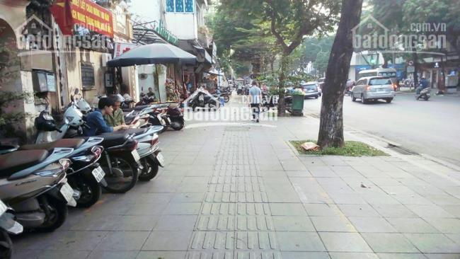 Bán nhà phân lô khu quân đội ngõ 84 Ngọc Khánh, đường ô tô tránh, 104,9m2 - 2 mặt thoáng trước sau ảnh 0