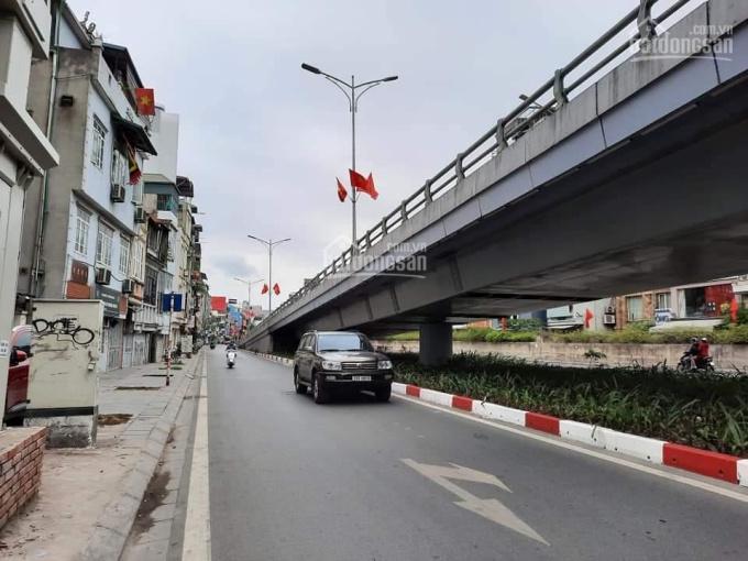 Bán đất mặt phố Nghi Tàm, kinh doanh, vỉa hè, MT: 7.4m, giá: 26.5 tỷ ảnh 0