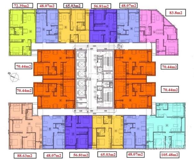 Mở bán DC Complex 120 Định Công nhận nhà ở ngay chỉ từ - gần 360 Giải Phóng ảnh 0