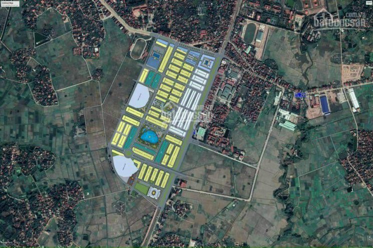 Bán suất ngoại giao dự án khu đô thị Rùa Vàng City ảnh 0