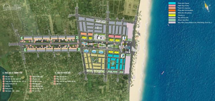Cần bán căn shophouse đường Nguyễn Du rộng 37,5m dự án Sun Sầm Sơn, Thanh Hóa ảnh 0