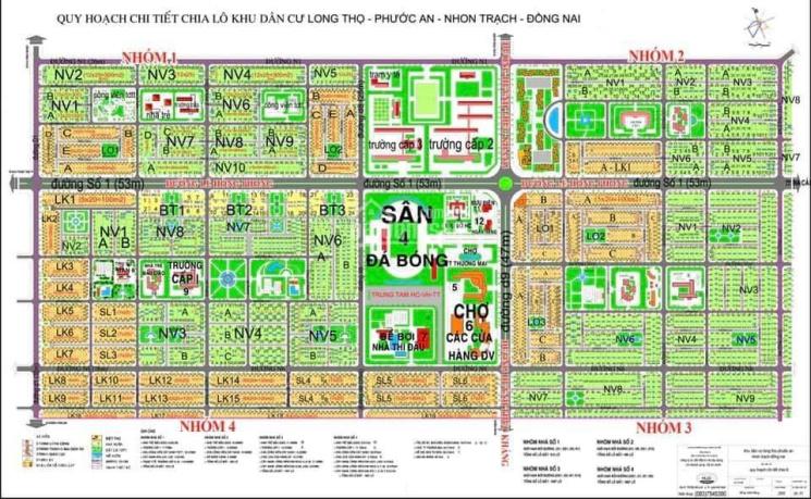 Bán đất nền dự án HUD - XDHN (xã Long Thọ, huyện Nhơn Trạch, tỉnh Đồng Nai) ảnh 0