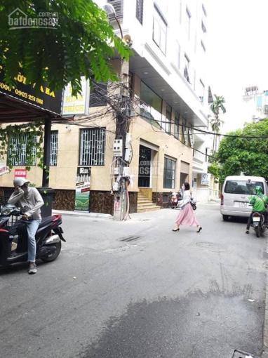Bán nhà riêng đường Láng Hạ, DT 80m2 x 4 tầng, mặt tiền 6.30m ảnh 0