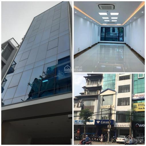 Tòa nhà văn phòng mặt phố Thái Hà, lô góc 450m2 x 8 tầng, MT 15m cơ hội trăm năm có một - gọi ngay ảnh 0