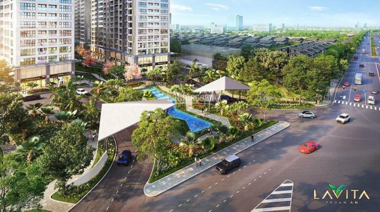 Thanh toán 30% nhận nhà ngay - tháng 8 chiết khấu 4-8% cho khách hàng mua căn hộ Lavita Thuận An ảnh 0