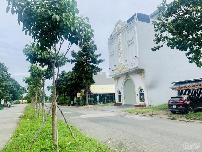 Duy nhất suất ngoại giao cho 1 lô hoa hậu vị trí đắc địa tại KDC Hoàng Long - Long Kim 2 Bến Lức ảnh 0