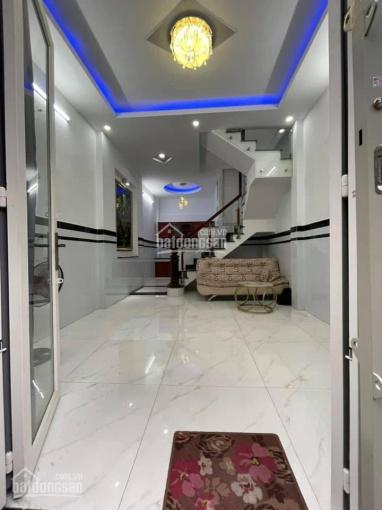 Bán nhà HXH 5m Quận Tân Bình, nhà mới xây sạch đẹp ảnh 0