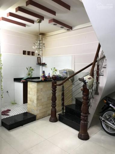 Cho thuê nhà nguyên căn đường Bà Hom, giá 6,5tr/ tháng, 1 trệt 2 lầu, 2PN, khu an ninh ảnh 0