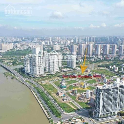 Chủ cần tiền bán gấp đất nền Q2 Hưng Thịnh Saigon Mystery Villas khu compound Đảo Kim Cương Q2 ảnh 0