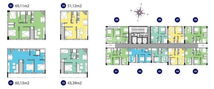 Chuyên bán Topaz Home, giá cực tốt. NOTM DT 53m2/1.65- 1.7tỷ, DT 60m2/1.85- 1.9 tỷ bank cho vay 70% ảnh 0