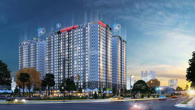Prosper Plaza, chỉ thanh toán 600tr sở hữu căn hộ 65m2, đã có sổ hồng, TK 2PN 2WC rộng thoáng ảnh 0