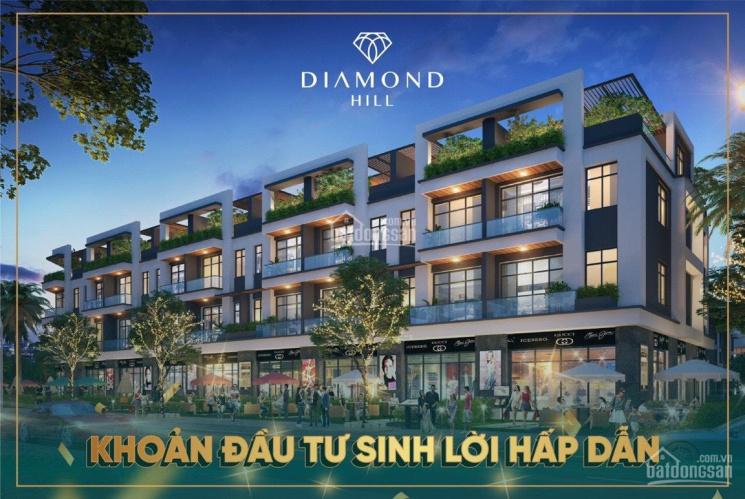 Dự án Diamond Hill Bắc Giang là 1 vị trí siêu đắc địa, tại trung tâm thành phố có 1 không 2 ảnh 0