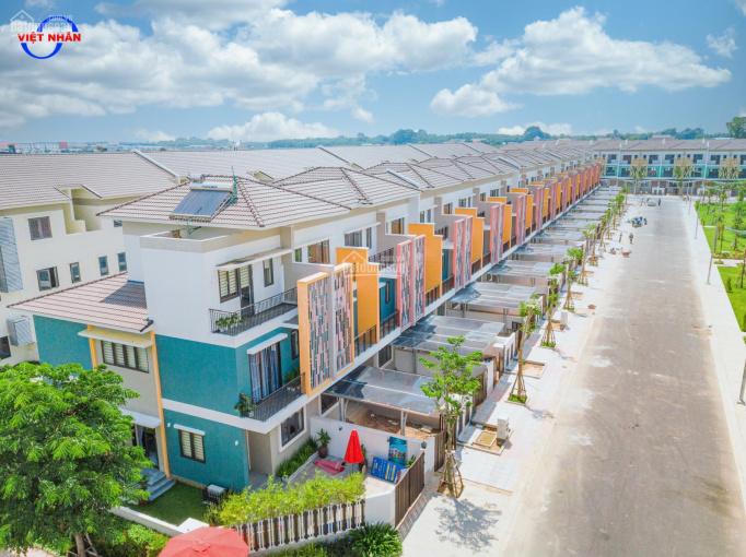 Bán nhà phố SunCasa Central 1 trệt 1 lầu giá chỉ 2 tỷ 650 giá từ Vsip CĐT Bình Dương ảnh 0