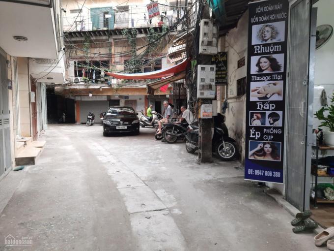 Bán nhà phân lô ngõ 147 Phố Tân Mai, Hoàng Mai, ô tô vào nhà, 40m2 x 5T mới cực đẹp, gíá 6,6 tỷ ảnh 0