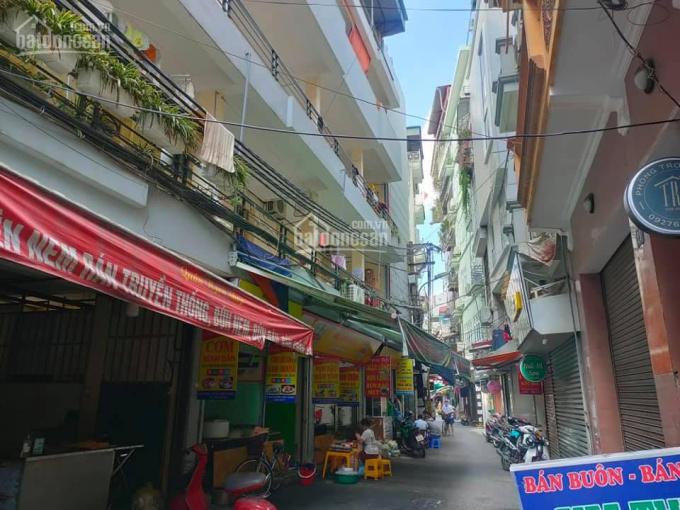 Kinh doanh đỉnh, oto vào nhà, gần Phố Xuân Thủy, 140m2 x 4 tầng x mặt tiền 20m, lô góc, giá 21 tỷ ảnh 0
