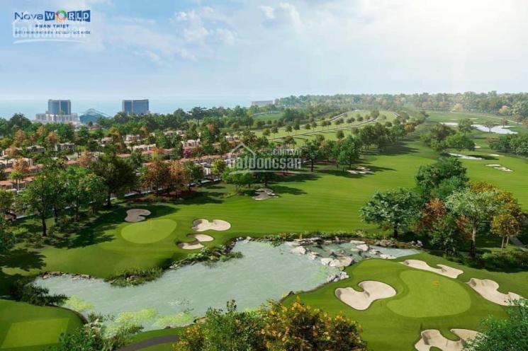 Bán biệt thự sân golf dự án Nova World Phan Thiết giá cực ưu đãi ảnh 0