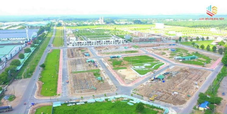 Bán đất nền Dự án Khu đô thị Bàu Xéo, Trảng Bom, Đồng Nai, diện tích 100m2 giá 14 triệu/m2 ảnh 0