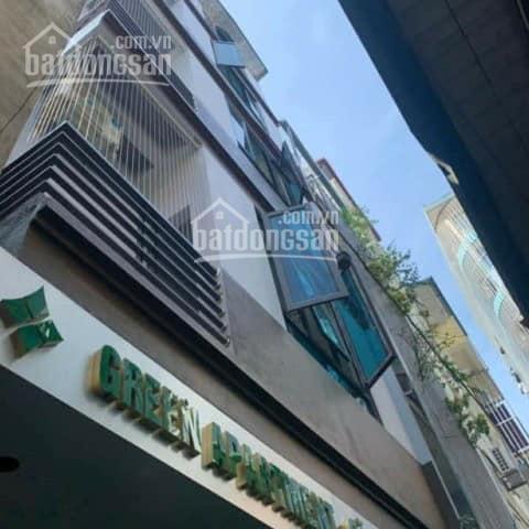 (Ảnh thật) bán tòa chung cư mini ở Lê Thanh Nghị, cách phố 50m, đã cho thuê kín 11 phòng ~800tr/năm ảnh 0