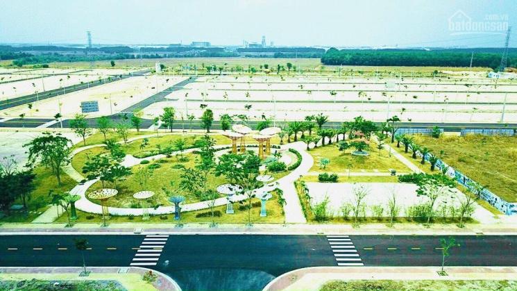 Đất nền ngay trung tâm hành chính Bàu Bàng, KCN Bàu Bàng giá đầu tư. LH 0938623230 ảnh 0