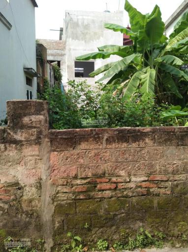 Bán đất Vân Canh, Hoài Đức, Hà Nội, diện tích 37m2, vuông vắn, đường ô tô ảnh 0