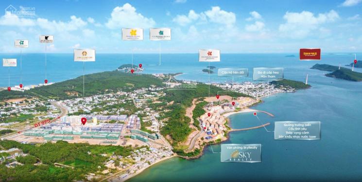 Nhà phố ven biển, quỹ đất sở hữu lâu dài của SunGroup, Phú Quốc, giá rẻ, LH 0961617694 ảnh 0