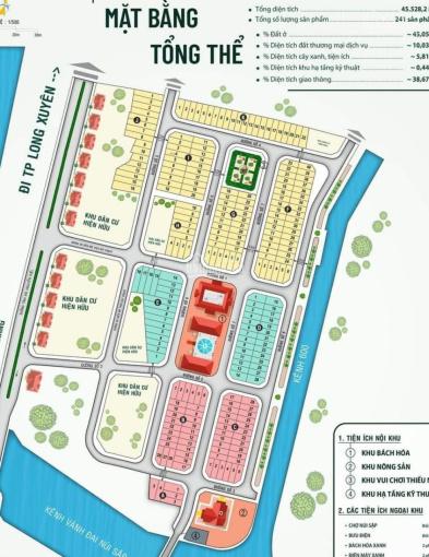 Đất nền gía rẻ vị trí tại huyện Thoại Sơn - An Giang ảnh 0
