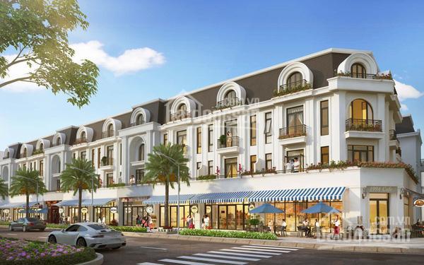 Cơ hội đầu tư chỉ với 200tr sở hữu ngay liền kề/shophouse DA Crown Villas - Thái Nguyên ảnh 0