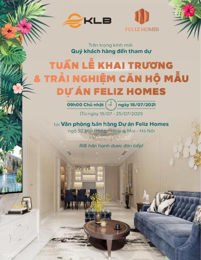 Góc cảnh báo: Đừng vội mua Feliz Homes mà chưa đọc tin này. Hotline: 0915.631.889 ảnh 0