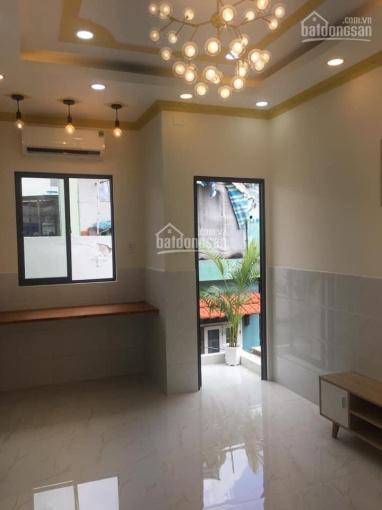 Nhà mới 3 tầng - Lê Văn Sỹ, P1, Tân Bình - hẻm 3.5m giá chỉ 3.65 tỷ TL ảnh 0